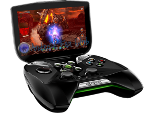 Nvidia - Project Shield - Tegra 4 Android Gaming Console