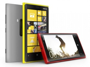 Nokia Lumia 920 - Key Features