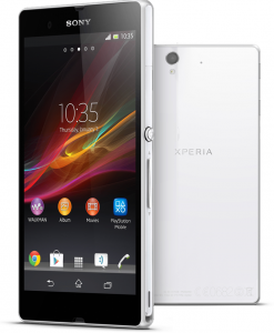 Sony Xperia Z - Key Features