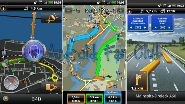 gps application android without internet