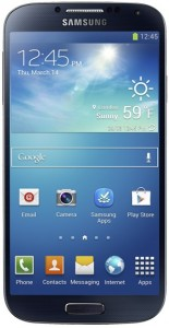 Samsung Galaxy S 4 Front