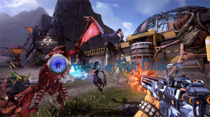 BORDERLANDS 2 Game for Nvidia Android Gaming Console