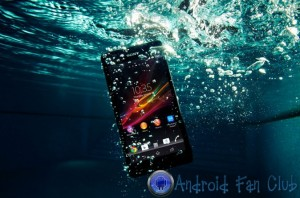 Sony Xperia ZR Waterproof Android Smartphone