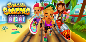 Subway Surfers Android Runner Game APK