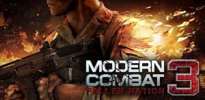 Modern Combat 3: Fallen Nation Android APK Download