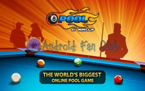 8 Ball Pool for Android smartphones & tablets
