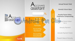 Accounts Assistant for Android