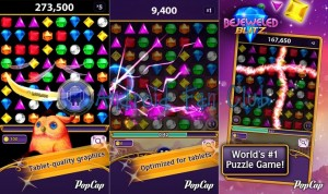 Bejeweled Blitz for Android smartphones & tablets