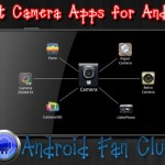 Best-Android-Camera-Apps