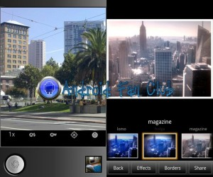 Camera Effects for Android smartphones & Tablets