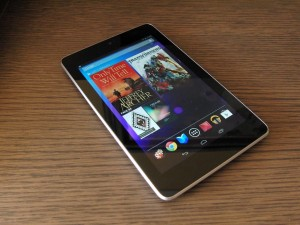 Asus Nexus 7 Android Tablet (1st Generation)