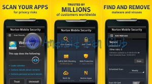 Norton Security Antivirus for Android smartphones & tablets