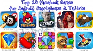 Best Free Android Facebook Multiplayer Games to play online with friends
