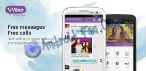Viber Free HD Voice Calls and Messaging for Android