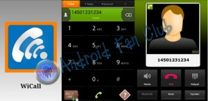 WiCall Free Voice Calls and Messaging for Android