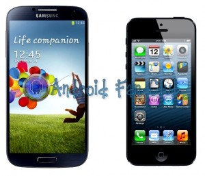 Samsung Galaxy S4 Better than iPhone 5