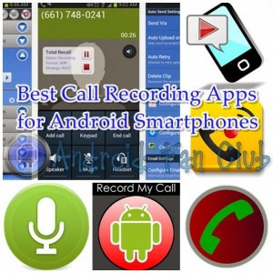 Top 5 Free Best Call Recording Apps for Android Smartphones »