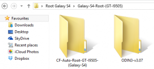 Root Galaxy S4 GT-I9505 with Android Kitkat 4.4.2