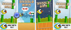 Doddle Bird By Lui_App_Apps Android APK (Flappy Bird Game Alternative)