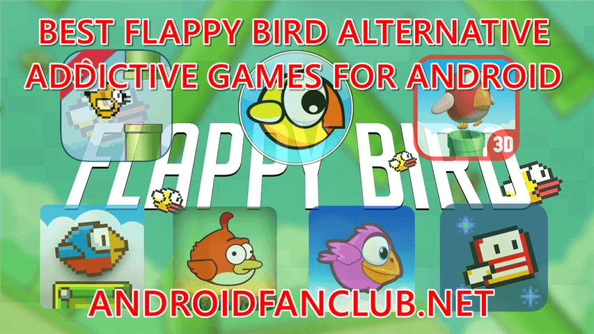 7 Best Flappy Bird Alternatives for Android That Are