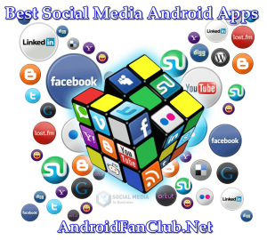 Top-Social-Media-Apps für Android