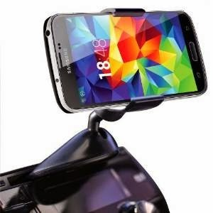 Koomus CD-Eco Universal Car Mount - Best Android Accessories