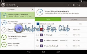 uTorrent - Torrent Downloader App For Android - APK