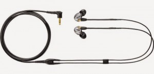 Shure SE425 - Best In Ear Android Headphones
