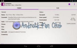 Torrentex - Torrent Downloader App For Android - APK