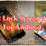 best-lock-screen-apps-android