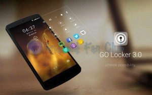 Go Locker - Best Android Lock Screen Apps - APK