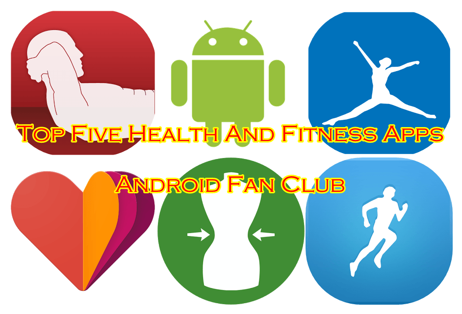 Top 5 Health & Fitness Apps For Samsung, Xiaomi & Huawei