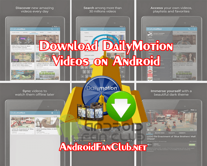 PLAYLIST DA DAILYMOTION SCARICARE