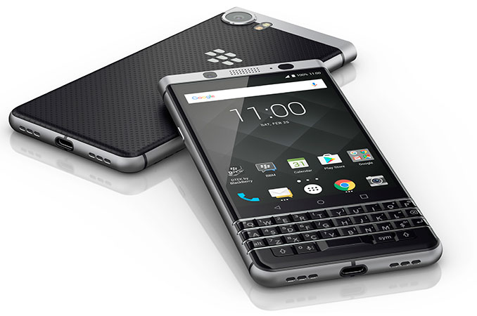 Blackberry KEYone Android Smart Phone with QWERTY in 2017